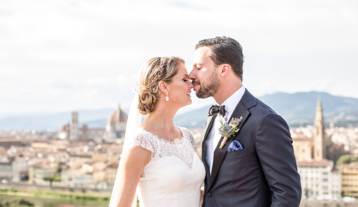 Holiday Vibes in Tuscany: Lorena & Robin