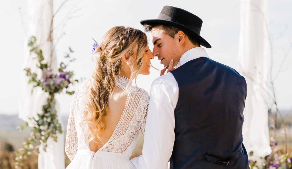 A modern Elopement in Tuscany