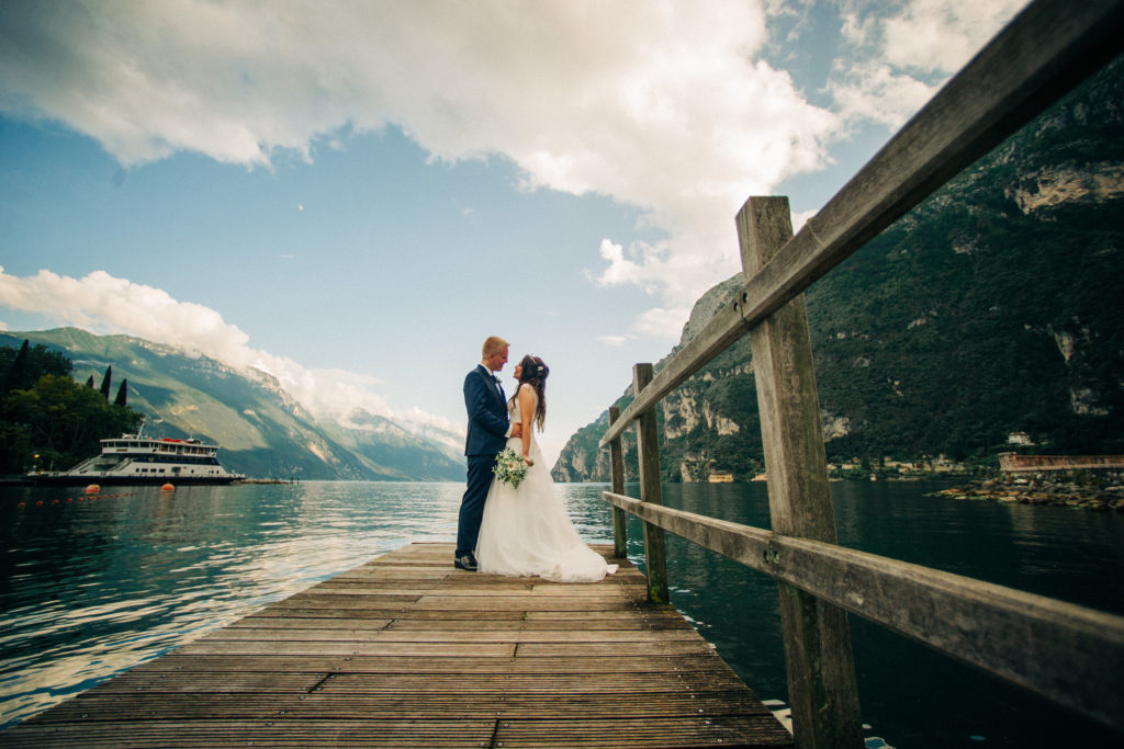A Lake Garda Fairytale Wedding