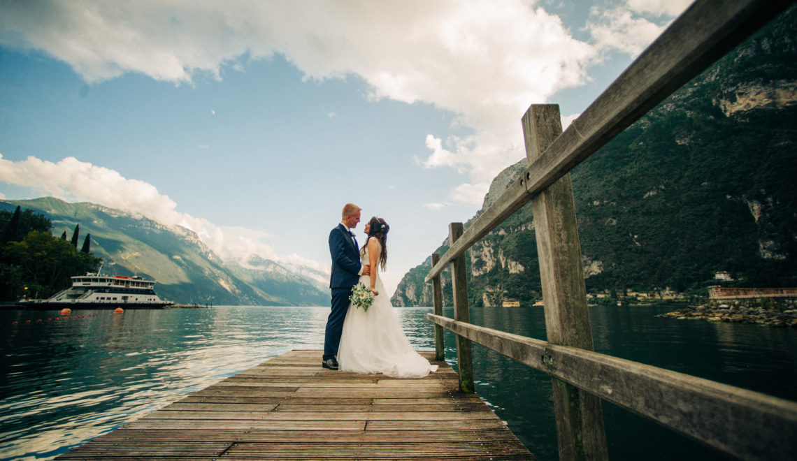 A Lake Garda Fairytale Wedding