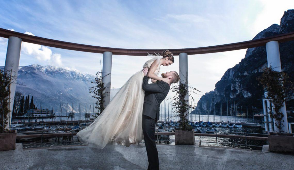 Solo io e te….un matrimonio intimo circondati dalla natura sul Lago di Garda