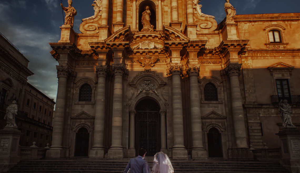 Destination weddings in Sicily with TDT's team