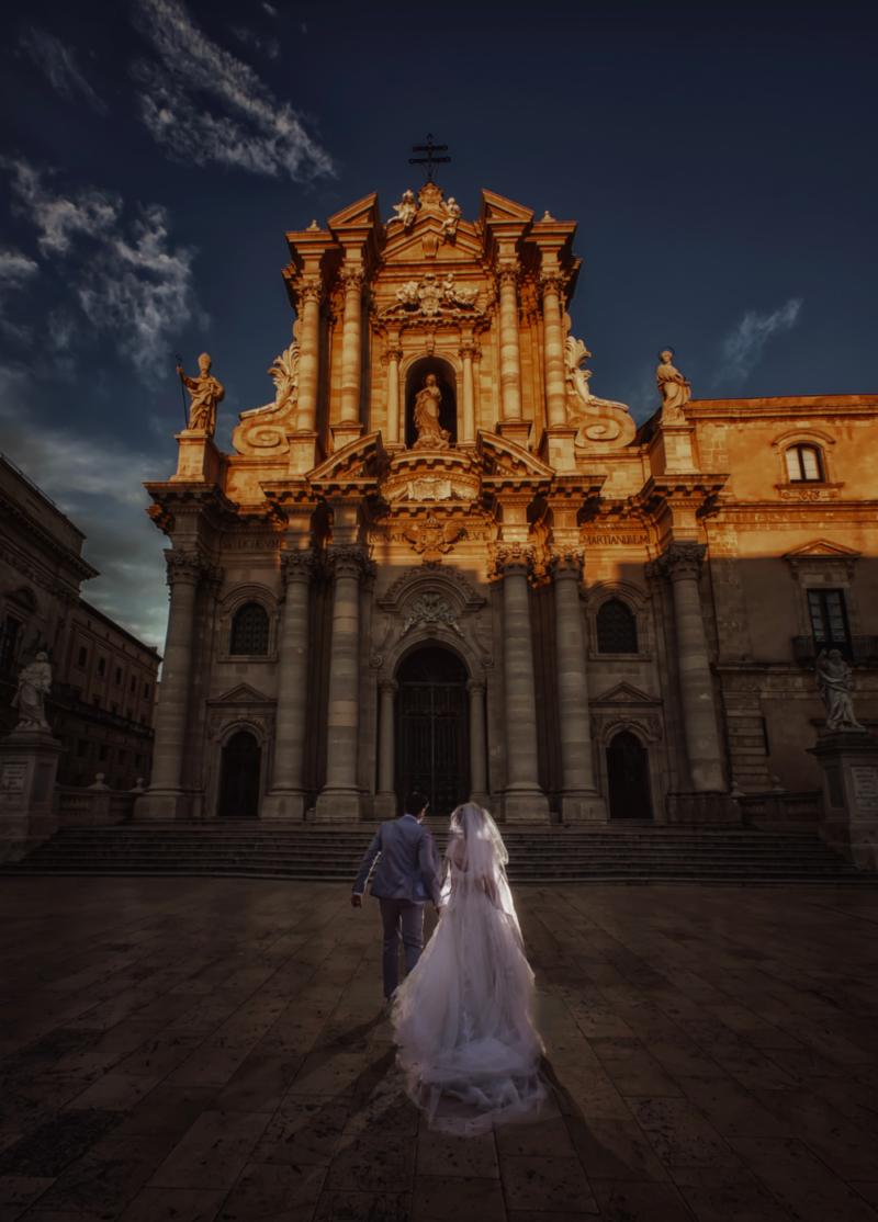 Destination weddings in Sicily